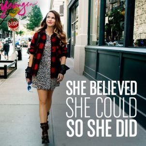 believed-she-could