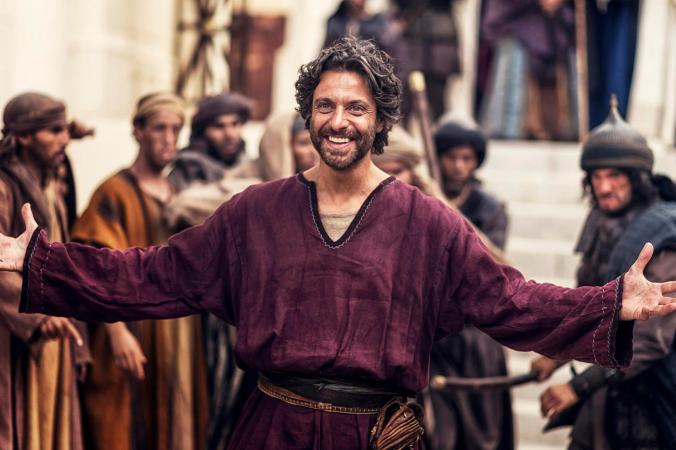Peter in AD Bible