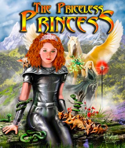 Red Priceless Princess small
