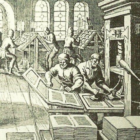 engraving publishing