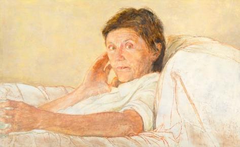 Jenny Sages portrait
