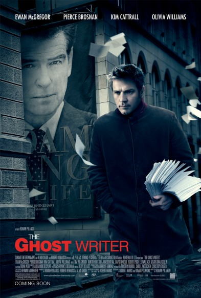ghost writer 2010