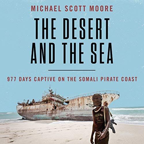 Memoir Therapy: 977 Days with Somali Pirates – Annette